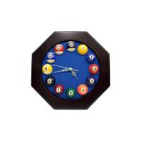 Часы OCTO, 40x40 см, голубой