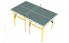 Теннисный мини стол TopSpinSport Чиполлино