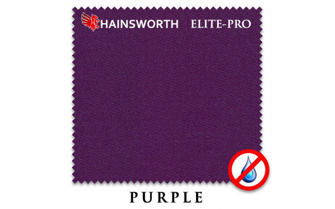 Сукно Hainsworth Elite Pro Waterproof  198см Purple