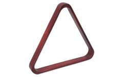 Треугольник Classic дуб махагон ø60,3мм