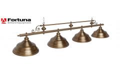 Светильник Fortuna Verona bronze antique  4 плафона
