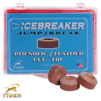 Наклейка для кия Tiger IceBreaker Jump/Break ø14,25мм Super Hard+ 1шт.