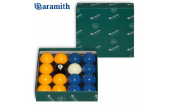 Шары Aramith Casino Blue & Yellow 8Pool ø57,2мм
