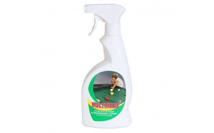Средство универсальное для чистки сукна и аксессуаров Multimade спрей 500мл