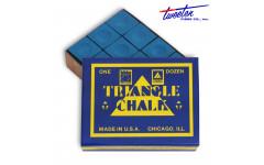 Мел Triangle Blue 12шт.