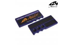 Инструмент для наклейки Mezz Cue Magic Professional Tip Tool синий