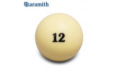 Шар Super Aramith Pro Tournament №12 ø67мм