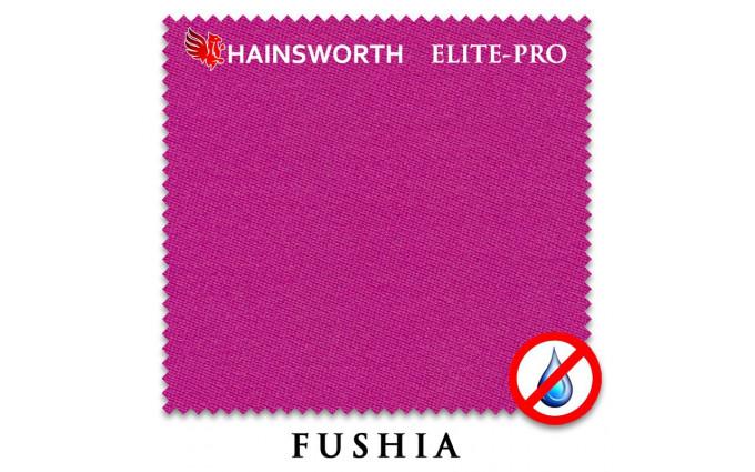Сукно Hainsworth Elite Pro Waterproof  198см Fushia