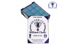 Мел Silver Cup Powder Blue 12шт.