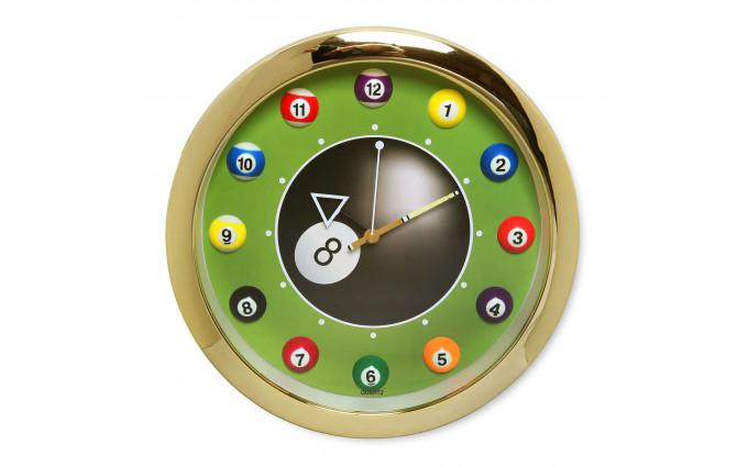Часы Бильярд SN5030 ø29,5см