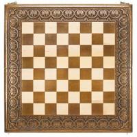 Шахматы резные Лотос 50, Haleyan