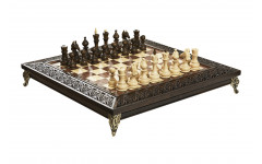 Шахматы резные