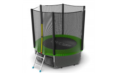 Батут EVO JUMP External 6ft (Green) + Lower net