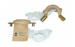 Комплект скоб c перелиной и сеткой под выкат (6 шт)